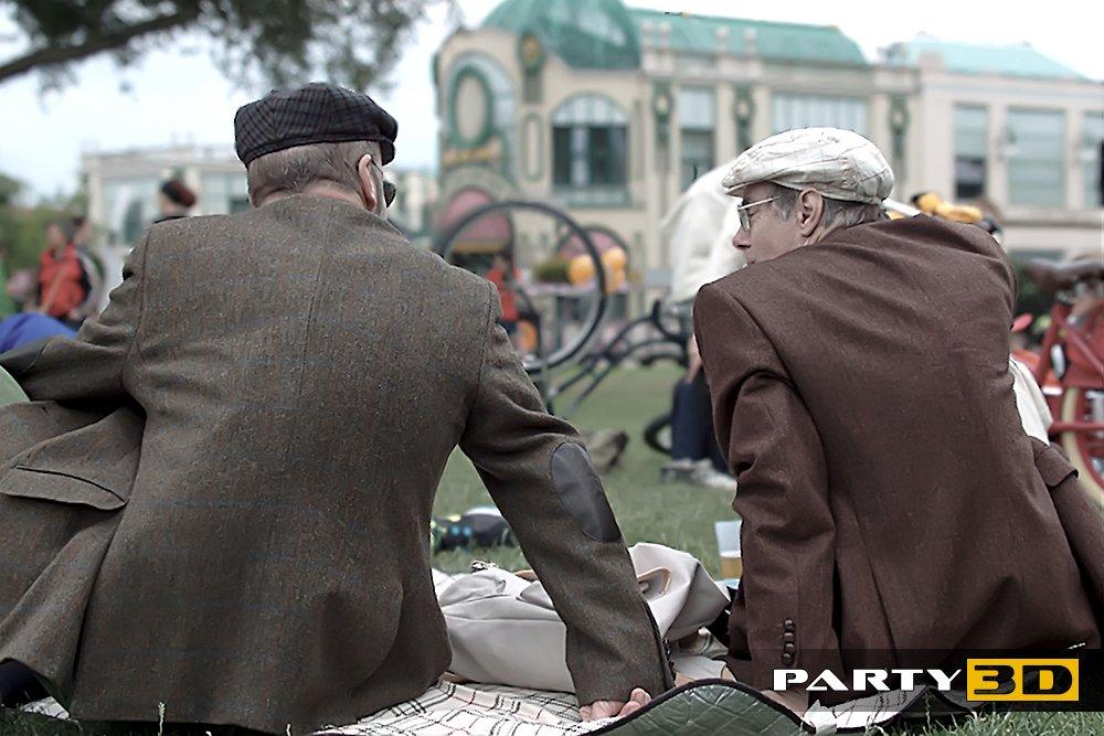 4. Wiener Fahrrad-Picknick