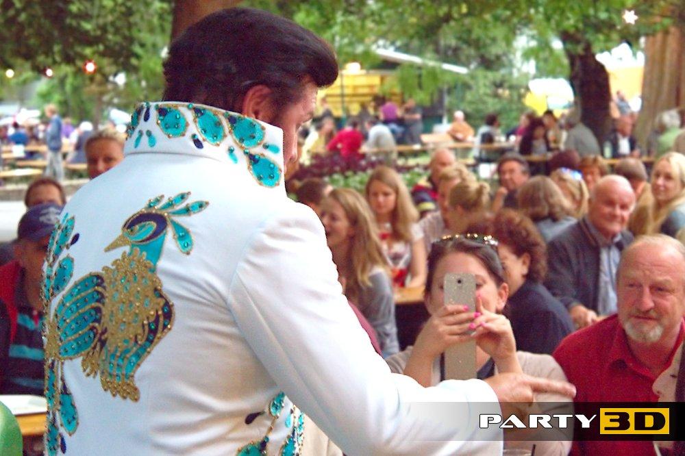 RUSTY – Elvis Tribute Artist