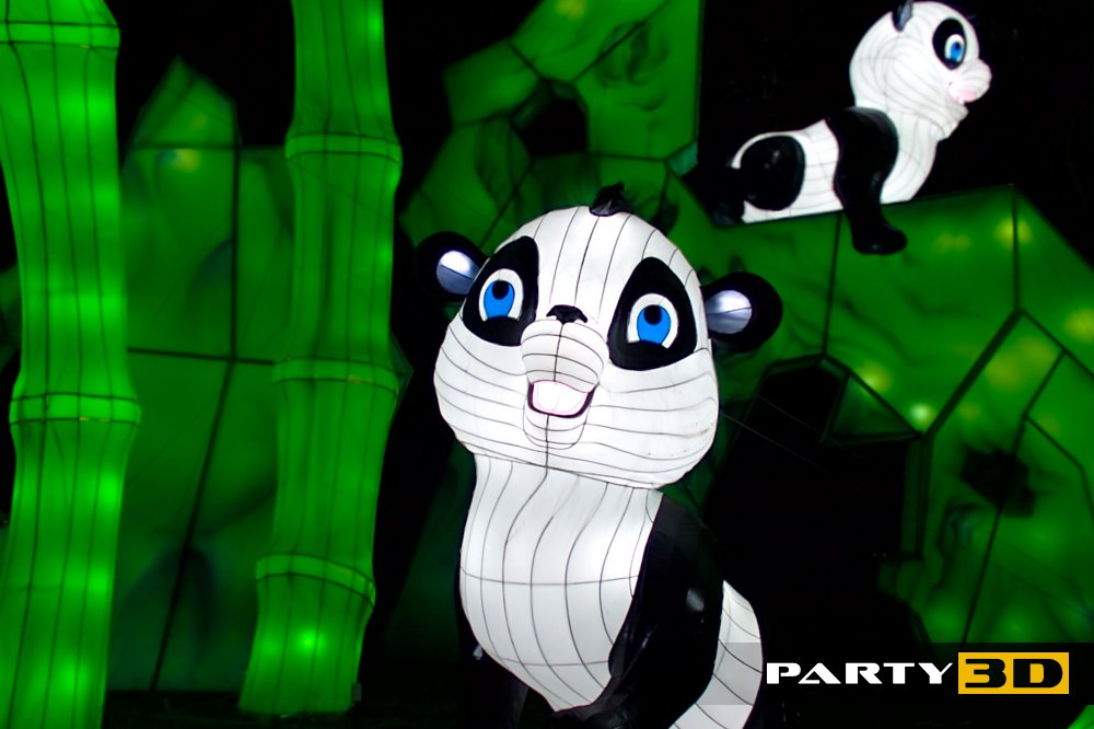 8 Tickets: CHINA MAGIC Festival des Lichts