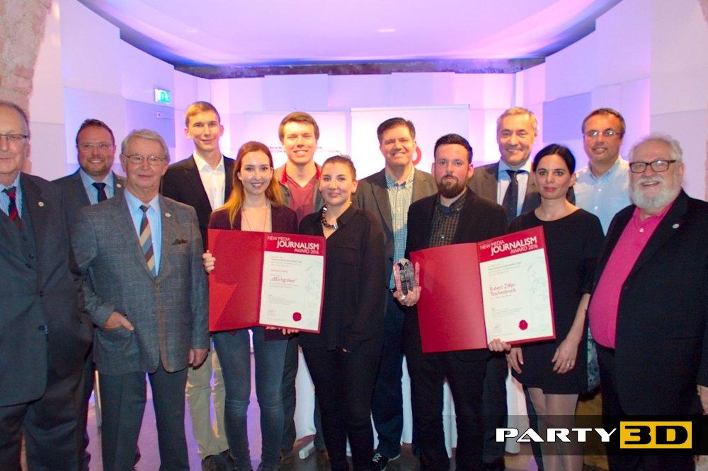 New Media Journalism Award 2016